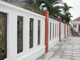Xây dựng tường bao, hàng rào